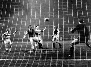 Celtic pictures: Soccer - European Cup - Semi Final First Leg - Celtic v Dukla Prague