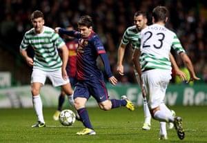 Celtic pictures2: Celtic v Barcelona