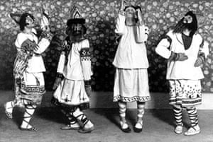 Rite of Spring: Russian Ballets At Paris In 1913