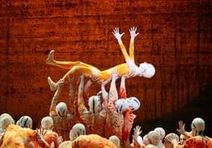 Rite of Spring: The Royal Ballet's 2008 production with Mara Galeazzi