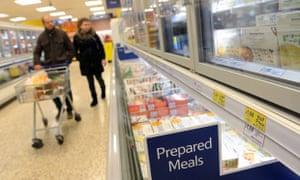 Horsemeat scandal food standards agency tests