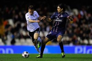Tuesday Champions League: Javier Pastore