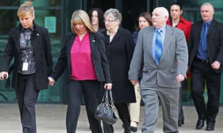 Dale Cregan trial police officers guilty plea