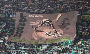 Tuesday Champions League2: Celtic fans