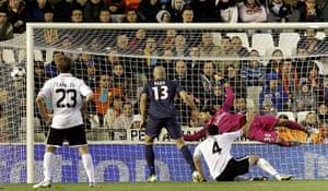 Tuesday Champions League2: Adil Rami scores