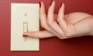 Change energy suppliers at the flick of a switch