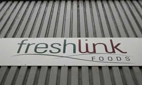 Waitrose's ABP Freshlink plant
