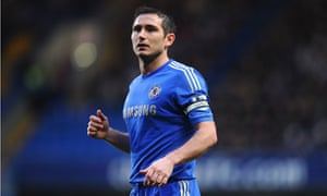 Frank Lampard: scoring goals might be easier than winning young readers' hearts.