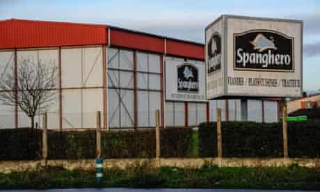 Meat Supplier Spanghero In Middle Of A Horsemeat Scandal In Europe