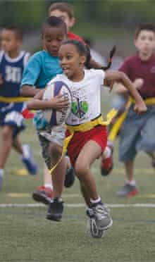 Play Rugby USA brings tag rugby to schools in New York, Los Angeles and elsewhere