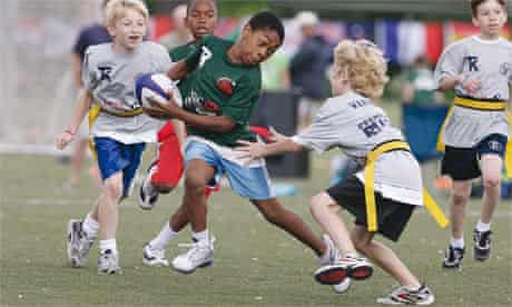 Play Rugby USA in action