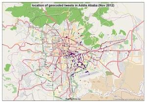 Africa tweets: Addis Ababa