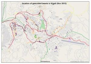 Africa tweets: Kigali
