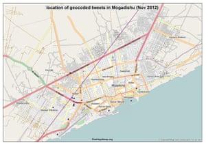 Africa tweets: Mogadishu