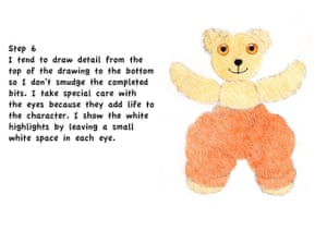 Jane Hissey How To Draw: Jane Hissey How To Draw 6