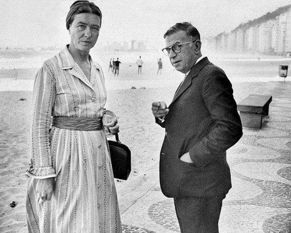 Simone De Beauvoir Costume