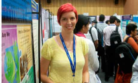 Victoria Treadway, clinical librarian