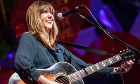 Beth Orton on stage at Other Voices festival Derry