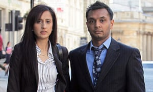 Amardeep and Vijay Begraj