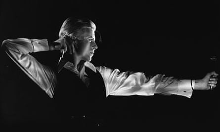 The Archer, Station to Station tour