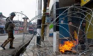 Curfew Imposed Following Execution of Mohammad Afzal Guru