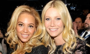 Beyonce and Gwenyth