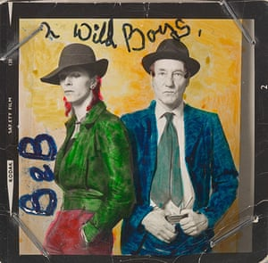 Bowie: David Bowie and William Burroughs - Wild Boys