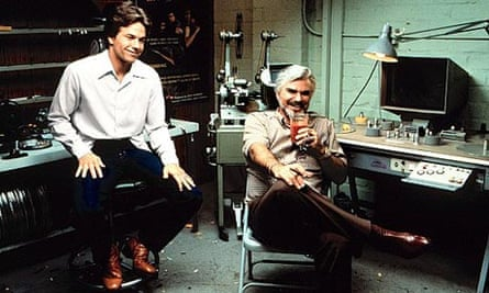 MARK WAHLBERG & BURT REYNOLDS Mark Wahlberg with Burt Reynolds in Boogie Nights