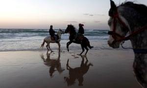 Gaza leisure