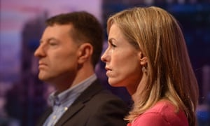 Kate and Gerry McCann on the Andrew Marr show