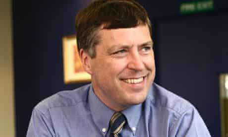 Ciarán Devane, chief executive of Macmillan