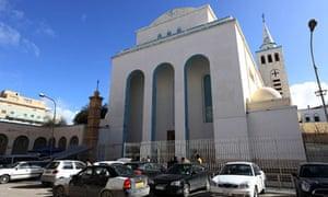 Christian church in Tripoli, Libya