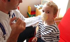 child mortality rates asthma diabetes