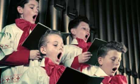 50s boys choir