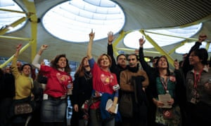 Iberia's cabin crew, ground staff and maintenance workers are on strike until Friday.
