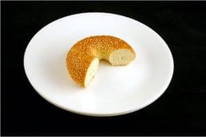 food extra: Sesame Seed Bagel