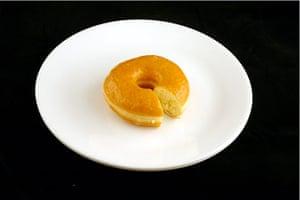 food extra: Glazed Doughnut