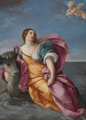 Art Fund: Guido Reni, The Rape of Europa
