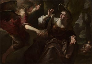Art Fund: Gioacchino Assereto, The Angel appears to Hagar and Ishmael