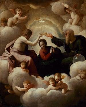 Art Fund: Bartolomeo Schedoni, The Coronation of the Virgin