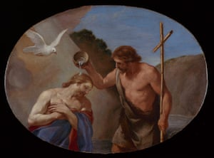 Art Fund: Andrea Sacchi, The Baptism of Christ