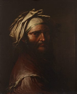 Art Fund: Salvator Rosa, Head of a Man with a Turban