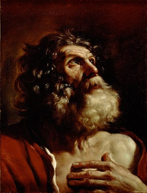 Art Fund: Guercino, Head of an old Man