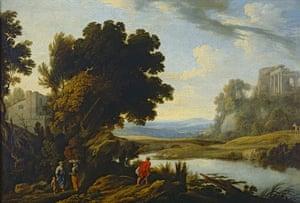 Art Fund: Pierre Patel, the Elder, Landscape in the Roman Campagna