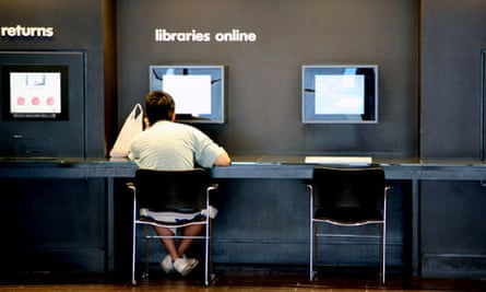 Internet access in libraries
