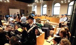 Amanda Knox trial 3/10/11