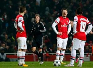 football3: Arsenal vs Bayern Munich