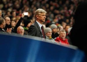 football6: Arsenal v Bayern Munich - UEFA Champions League Second Round First Leg