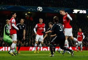 football6: Arsenal's Podolski