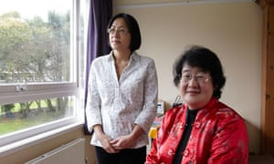 Hong Kong adoptees Sue Jardine and Claire Martin